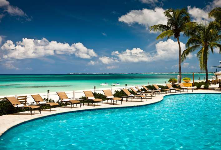 Located On Seven Mile Beach In Grand Cayman And Ultimate Caribbean Experience Awaits You At Marriott Resort