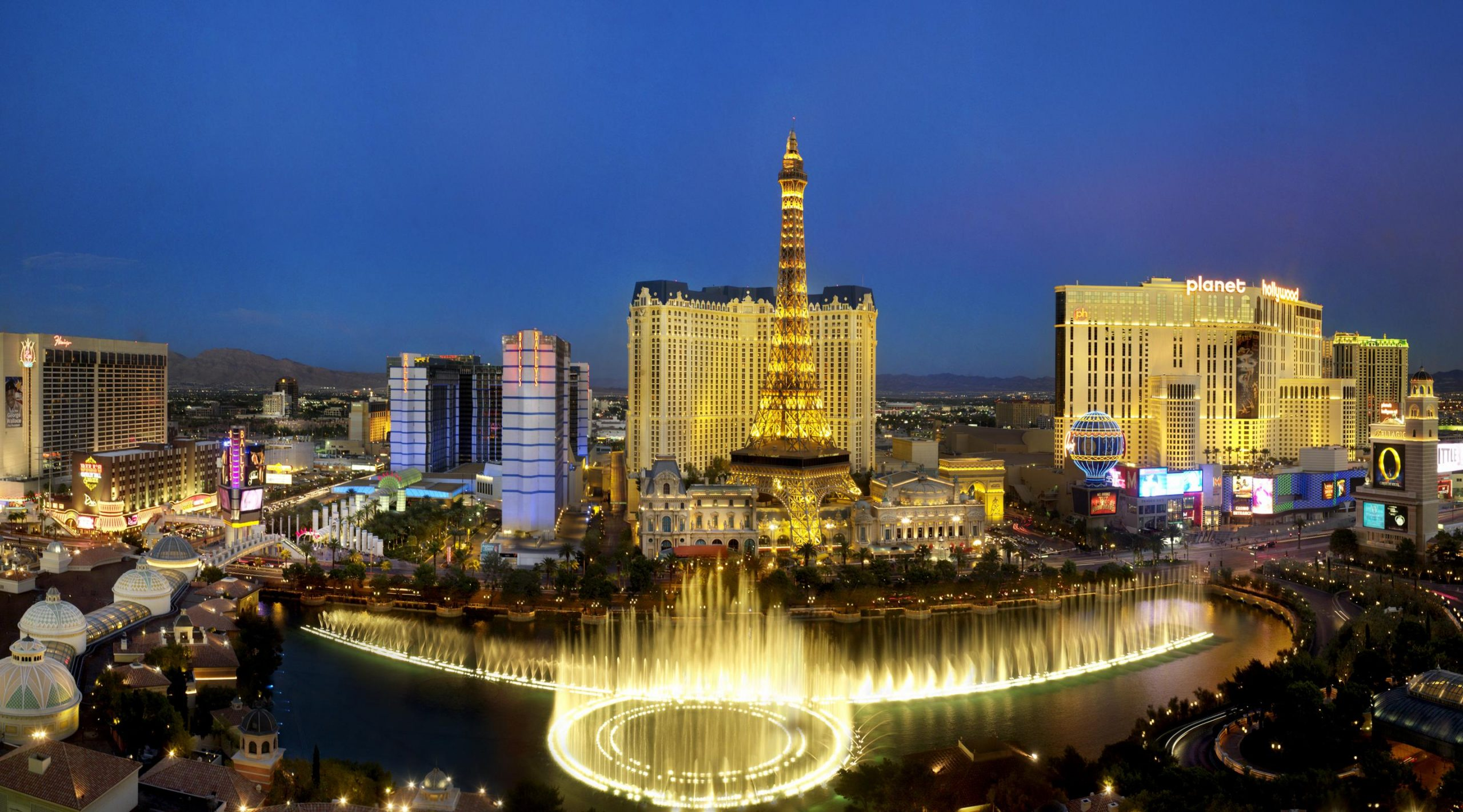 Bellagio Hotel Las Vegas Address