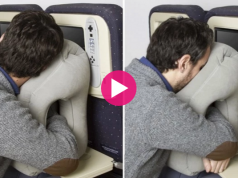 travel sleep pillow