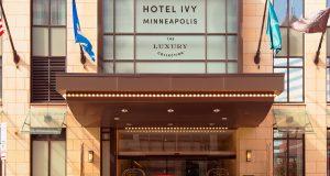 Hotel Ivy and Tesla car rental
