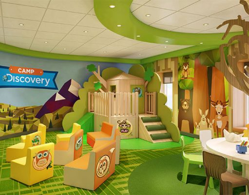Princess Cruises Children's Program