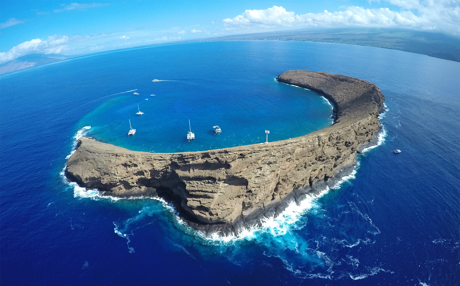 hawaii s natural beauty shines from all angles and elevations