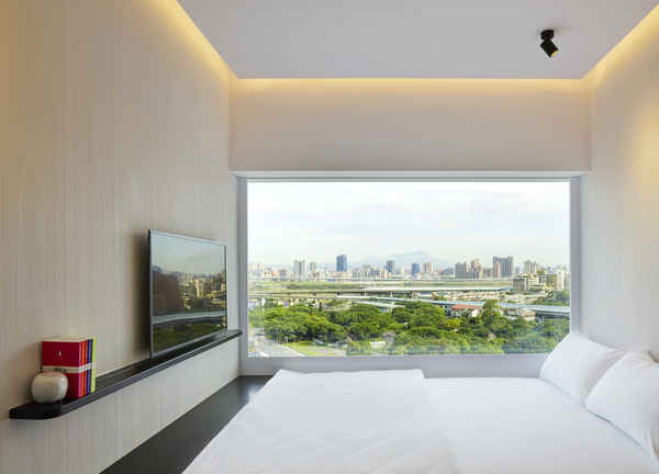 Citizenm hotel opens in taipei north gate drift travel for Design hotel ximending