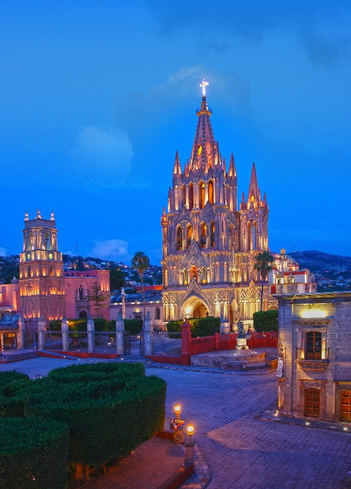 San Miguel De Allende On Top Of The World Drift Travel Magazine