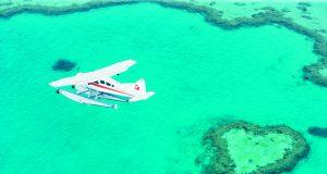 Heart Reef, GBR, QLD