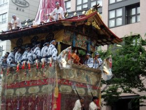Japan-Kyoto-Festival-Gion-Matsuri-Float