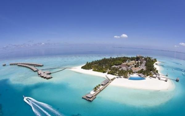 Escape to the Maldives