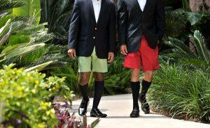 Fairmont Southampton Bermuda Shorts