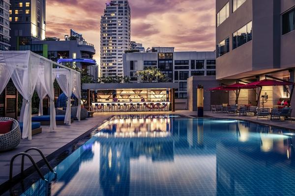 Mercure Bangkok Sukhumvit