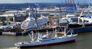 green cruise ships