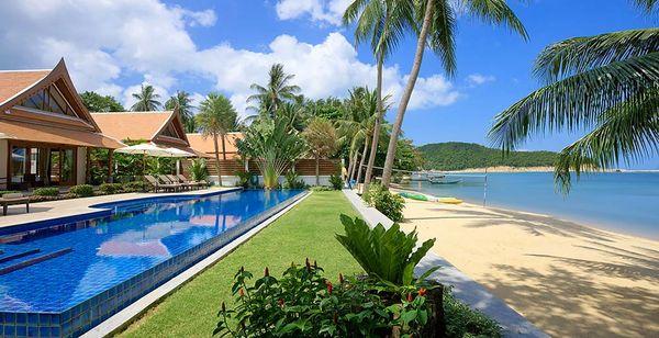 Luxury Beachfront Villa Rentals