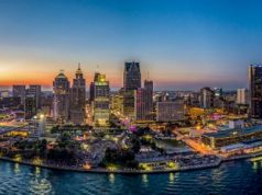 Detroit at night_Vito Palmisano