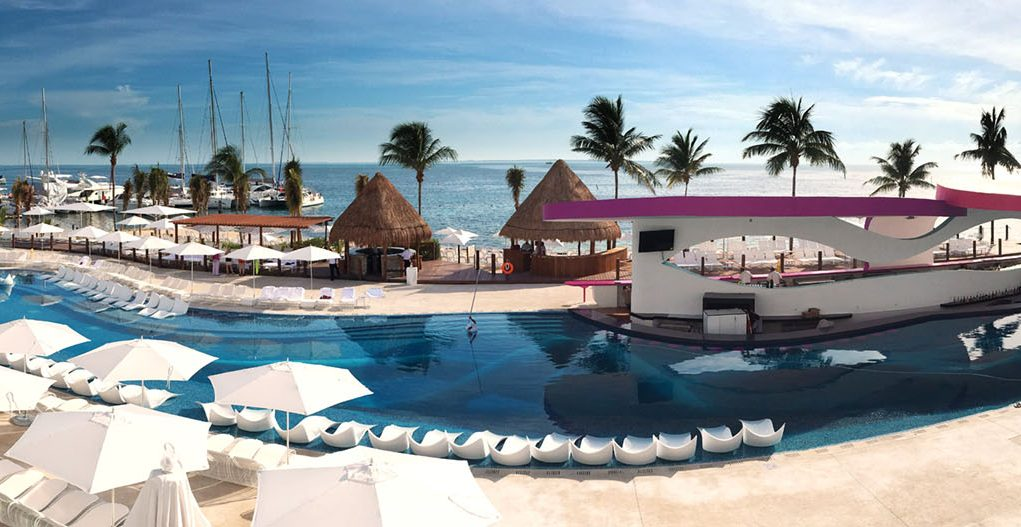 Temptation Cancun Resort Is Open Let S Play 40 Million Redesigned Only Hotel In Mexico