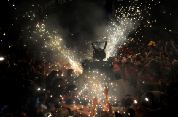 Carnival in the Canary Islands