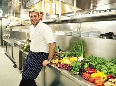 Top Chefs on Cruise Lines