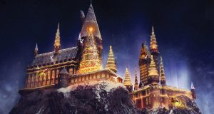 Visit Orlando Hogwarts