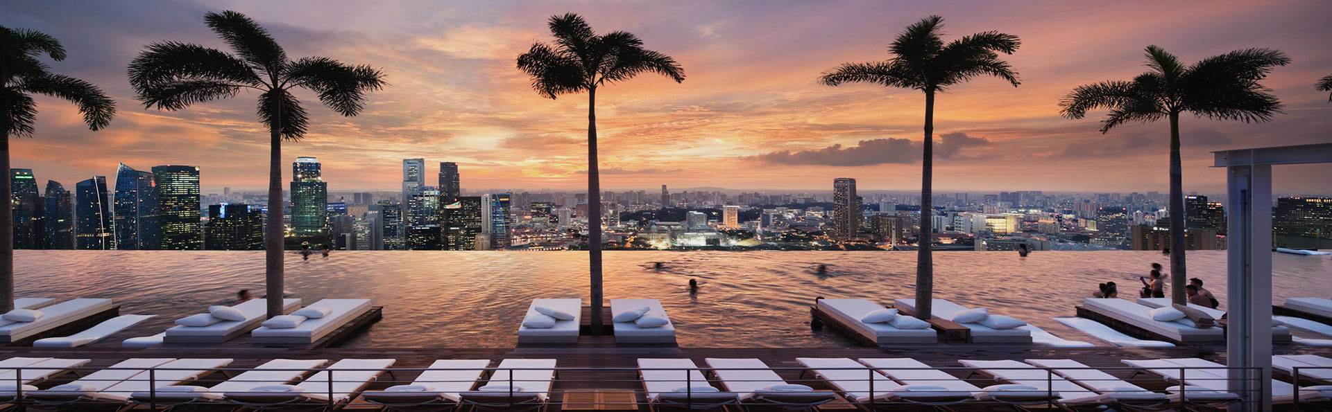 The top 5 most instagrammed hotels in the world drift travel magazine - Singapore marina bay sands infinity pool ...