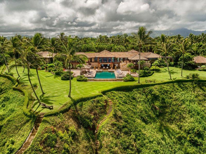 Hawaii S 70 Million Beach House