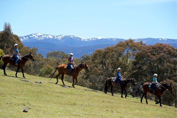 Snowy Mountains to Star on Australia's Getaway Travel Show - Drift