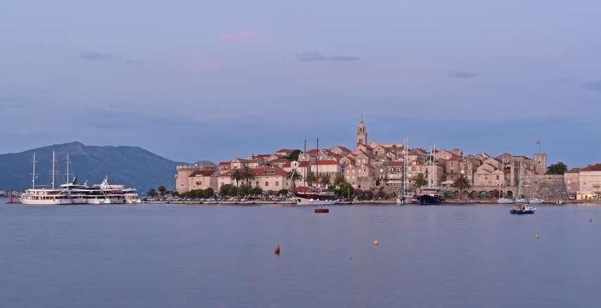 Croatia - Korcula   Korčula is a historic fortified town on …   Flickr