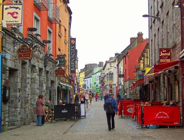 Quay Street, Galway   Irish Jaunt   Flickr