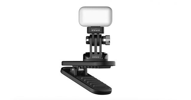 GoPro LED light
