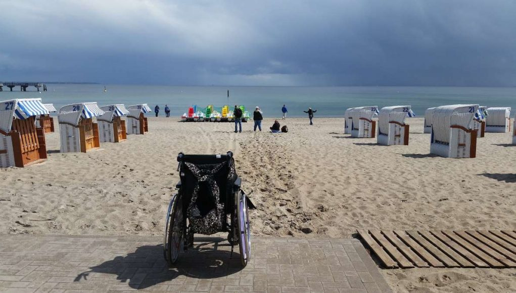 Travel Comfortably with a Disability