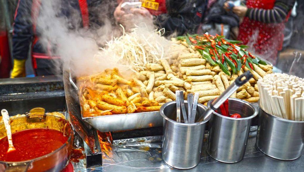 street food for DRIFT Travel magazine