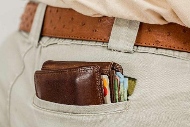 beware of pick-pockets