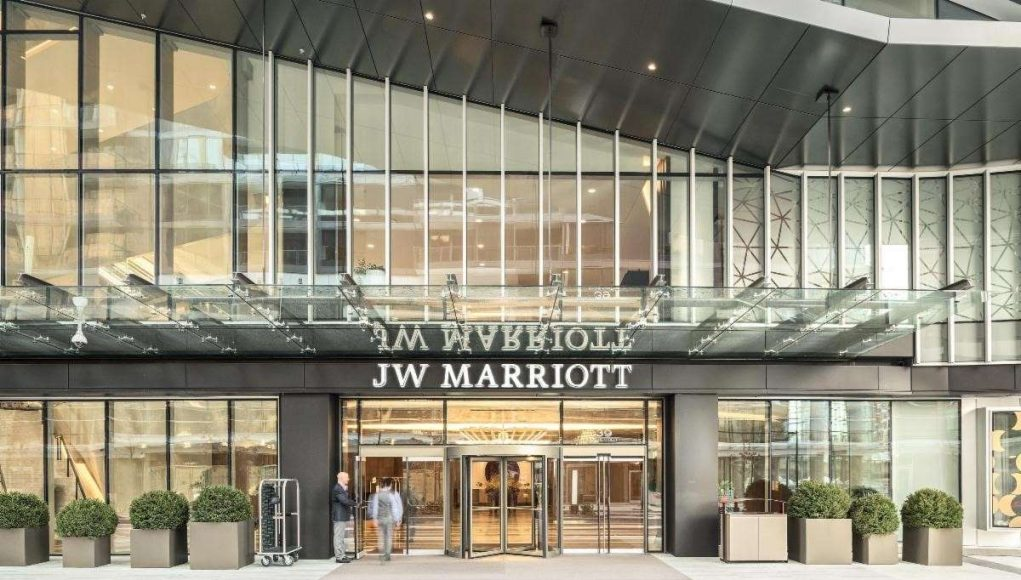 JW MARRIOTT PARQ VANCOUVER