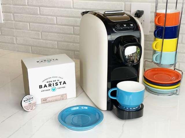 artisan espresso- based coffee maker