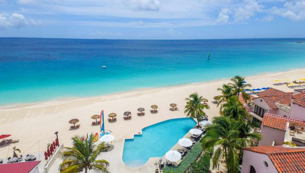 Frangipani Beach Resort - Anguilla