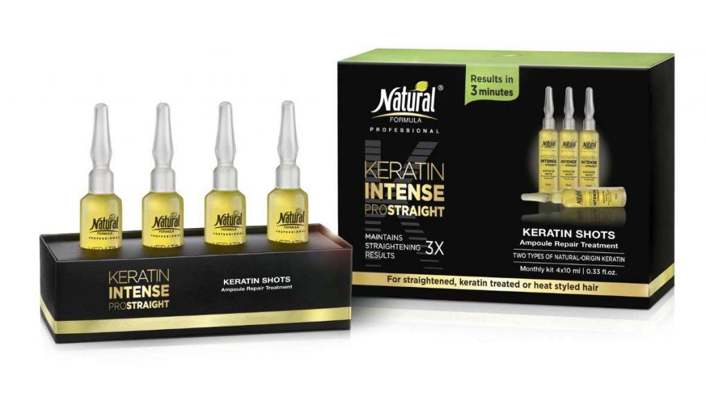 At-Home Keratin Hair Repair Treatment