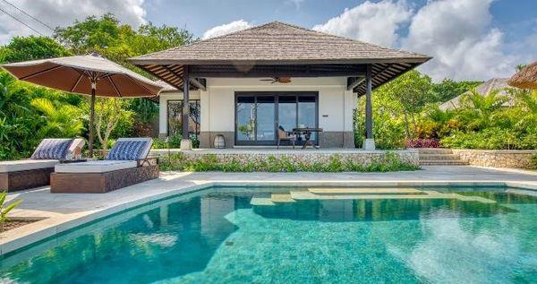 Raffles Bali Pool Villa