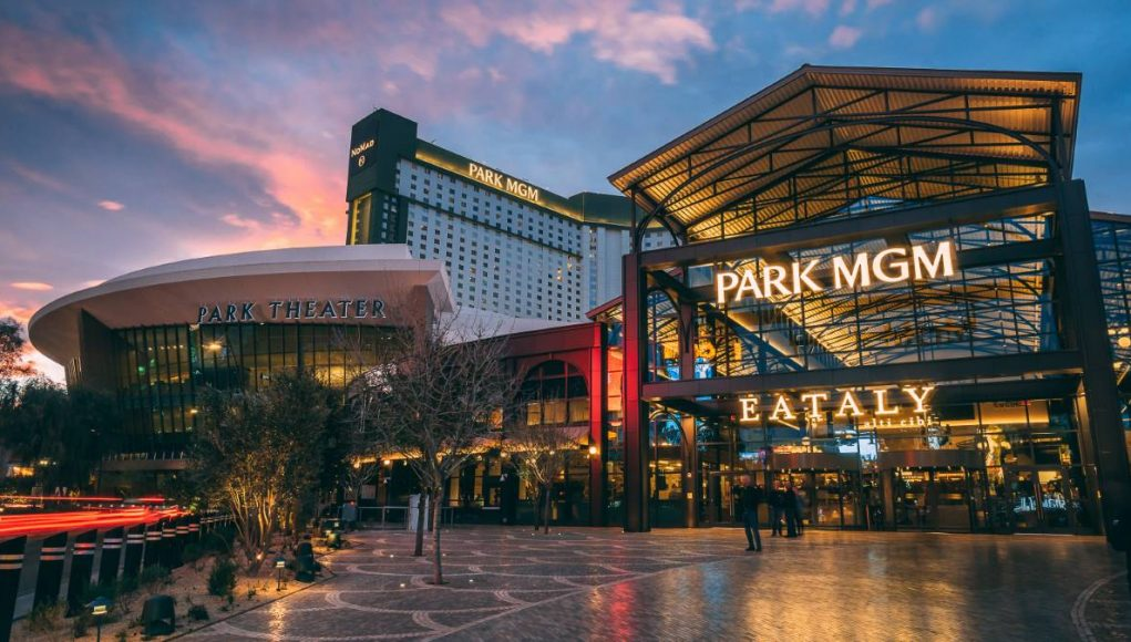 Las Vegas Strip's Only Smoke-Free Casino-Resort