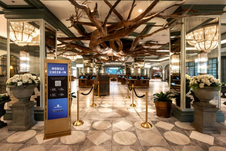 Park MGM Lobby