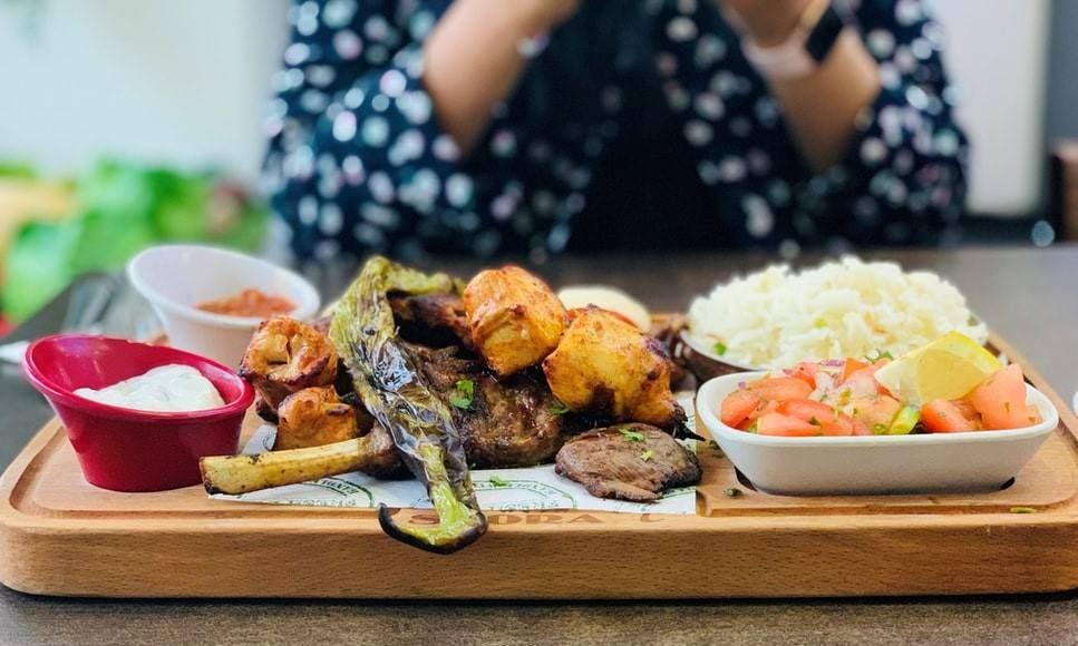 Turkish dishes foodie