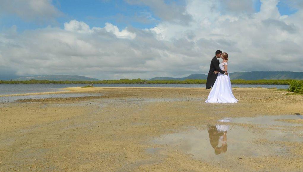tropical wedding destination