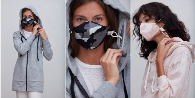 ANTIMICROBIAL* PROTECTIVE FACE COVERINGS