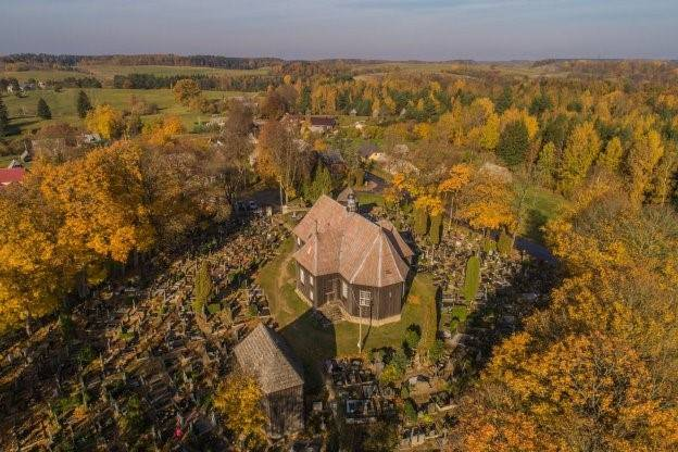 Beržoras St. Stanislaus Church