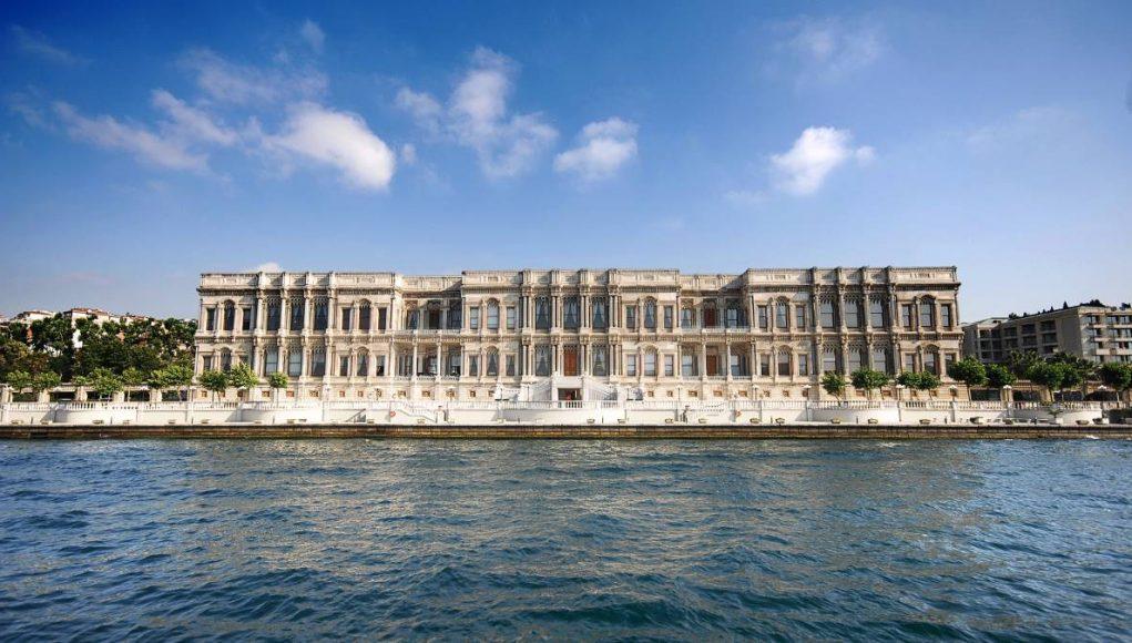 Ciragan Palace Kempinski Hotel in Istanbul