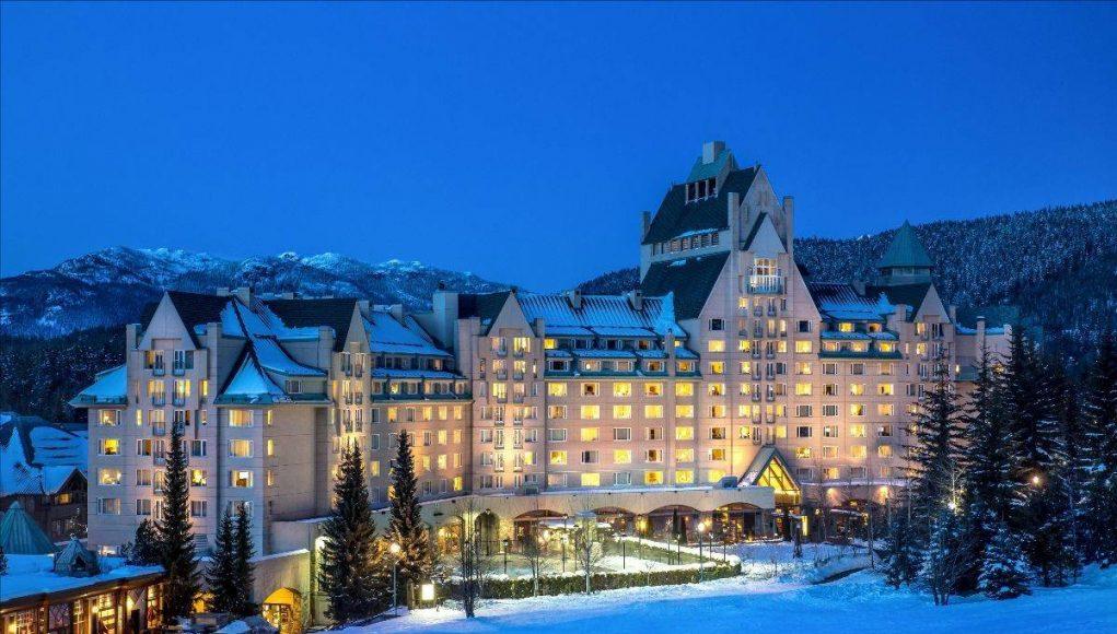 best resort in canada