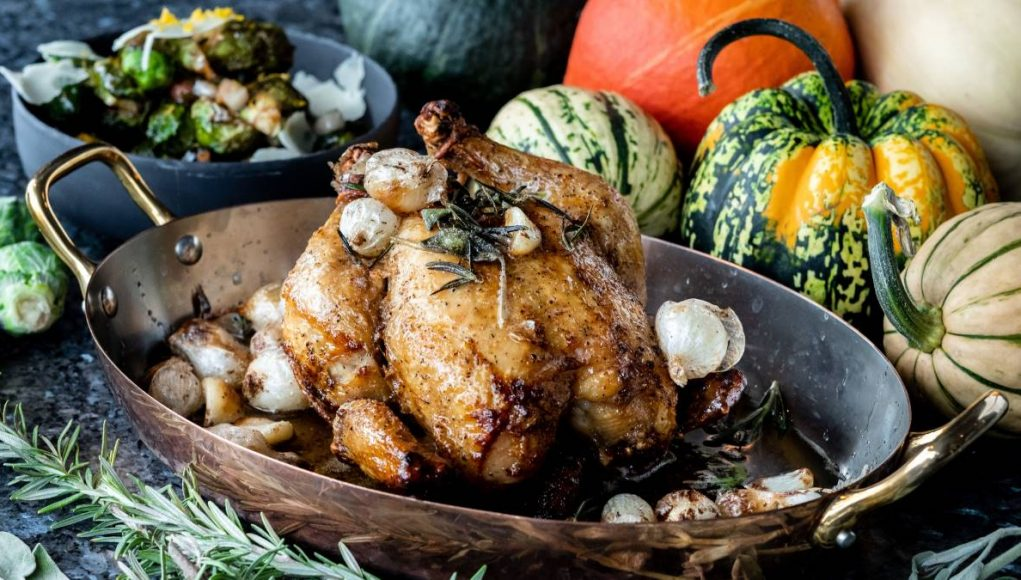 Fairmont Hotels & Resorts Celebrate Canadian Thanksgiving
