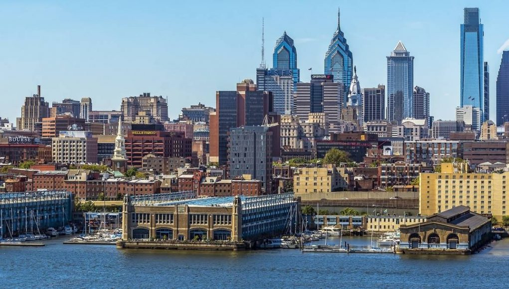Philadelphia recently being named the 4th most walkable city in the country