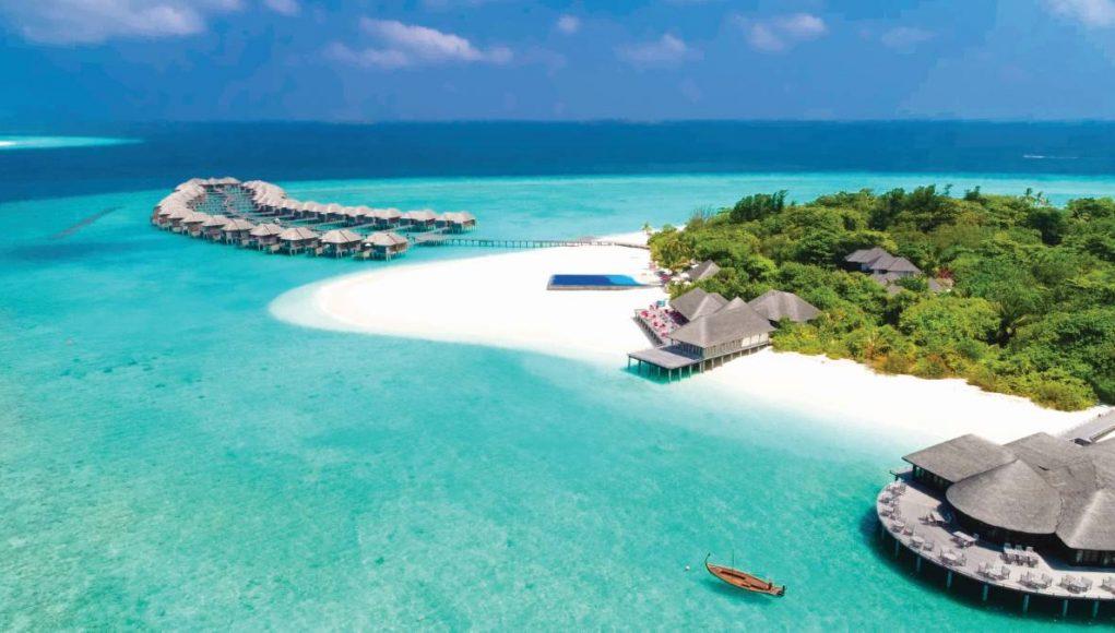 Manafaru in the Maldives