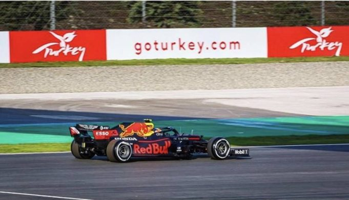 Formula 1 DHL Turkish Grand Prix