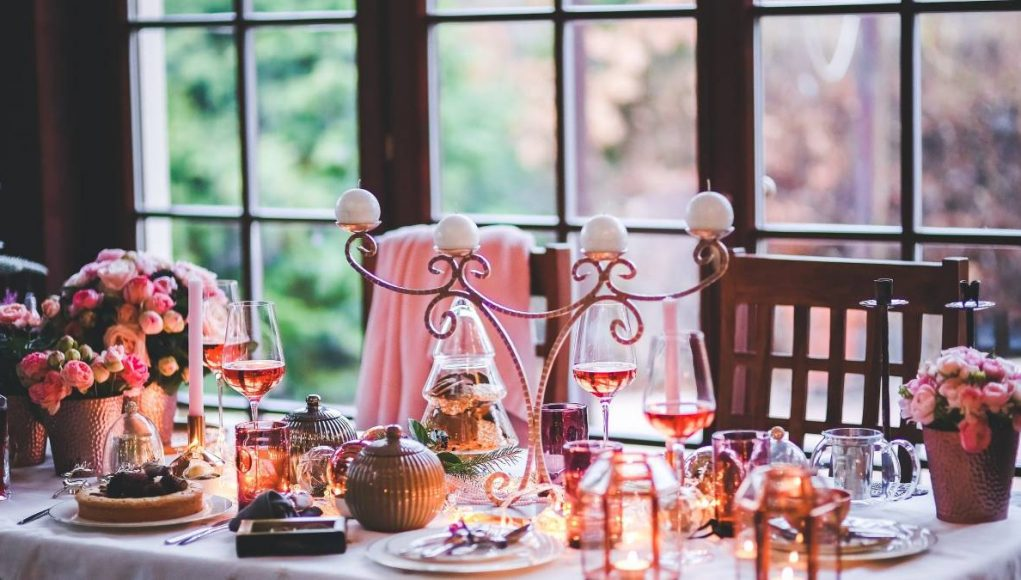 Christmas Xmas Table