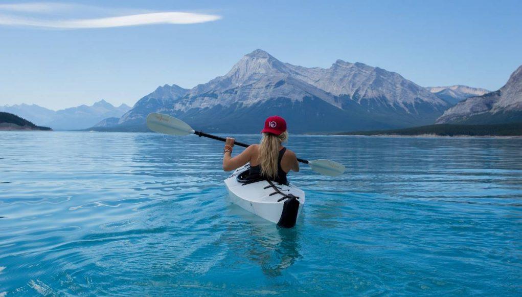 Boating with Kayak Anglers