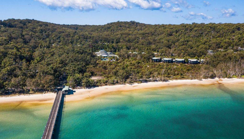 Kingfisher Bay Resort