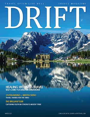 DRIFT | Travel Magazine